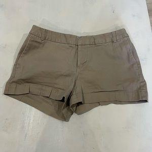🍄2 For $15🍄 BR Khaki Cotton Shorts